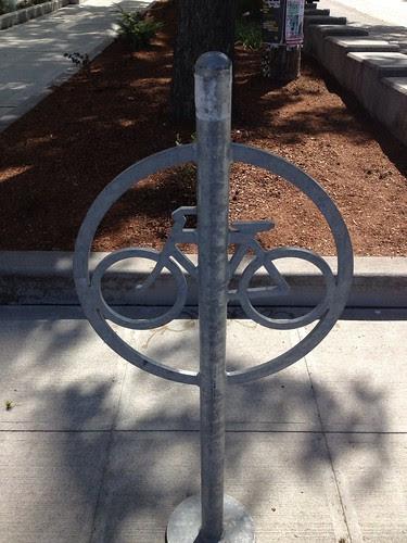 seattle bike rack