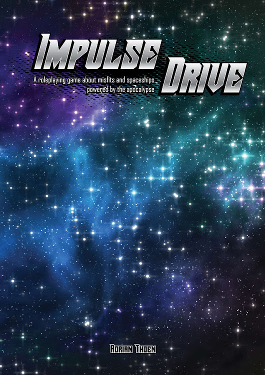 Impulse Drive Preview