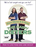 The Hairy Dieters by The Hairy Bikers book cover