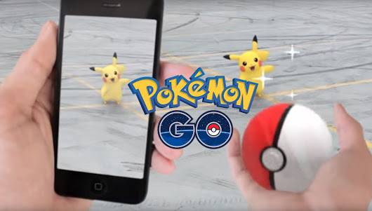 Pokémon Go: The Game That Proves Augmented Reality is Here to Stay - Touchstone Research