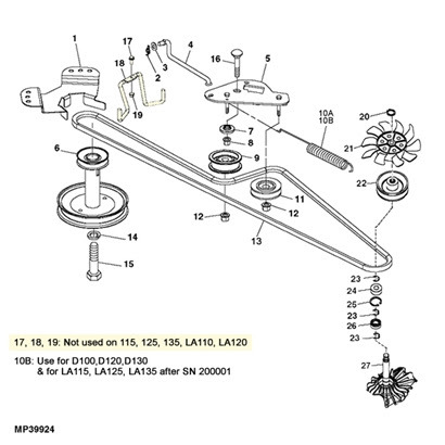 Wiring Diagram Database: John Deere Lx172 Parts Diagram