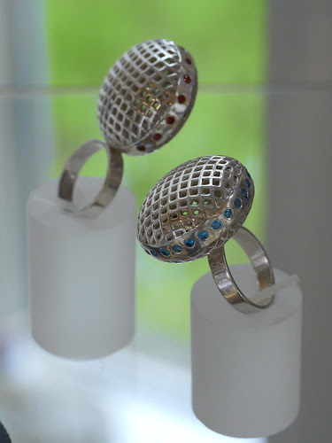 North Glasgow College Jewellery Degree Show 2013 -  Michael Urbancik - 3