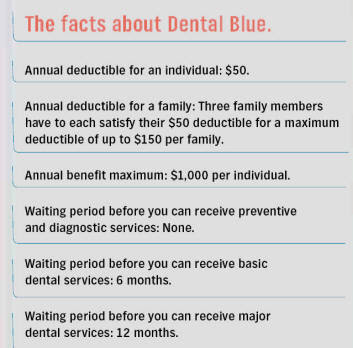 Four Seasons Insurance - Anthem Dental Blue