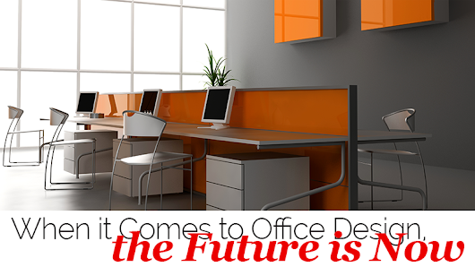 When it Comes to Office Design, the Future is Now - Alterra Real Estate Advisors LLC
