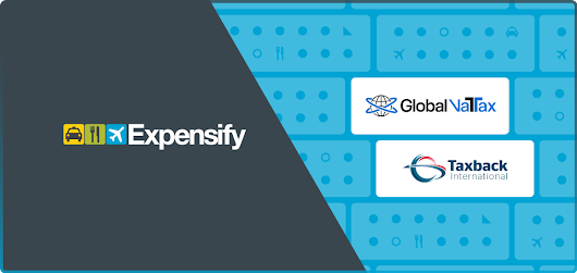 Make VAT Refunds Easy with Expensify's Newest Integrations