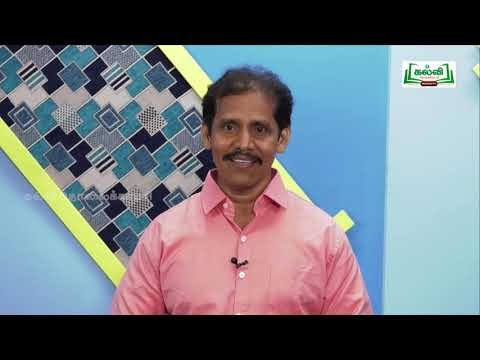 12th Bio Zoology Immunology Kalvi TV