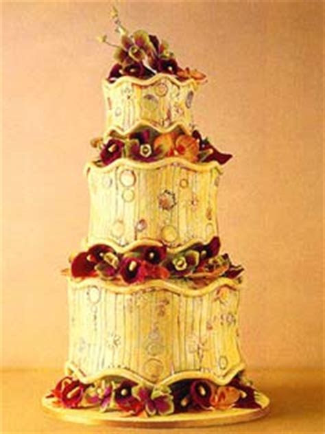 Favourite Fancy Wedding Cakes