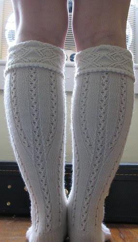 Schottische Kilt Hose - calf shaping