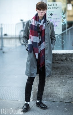 Anonymous, Photographed in Paris<br/> Click Photo To See More
