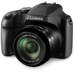 PANASONIC LUMIX FZ80 4K 60X Zoom Camera, 18.1 Megapixels, DC VARIO 20-1200mm Lens, F2.8-5.9, 4K 30p Video, Power O.I.S., WiFi DC-FZ80K (USA BLACK)