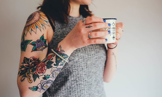 Tattoo Ideas For Women Over 40 | Skin Factory Tattoo & Body Piercing