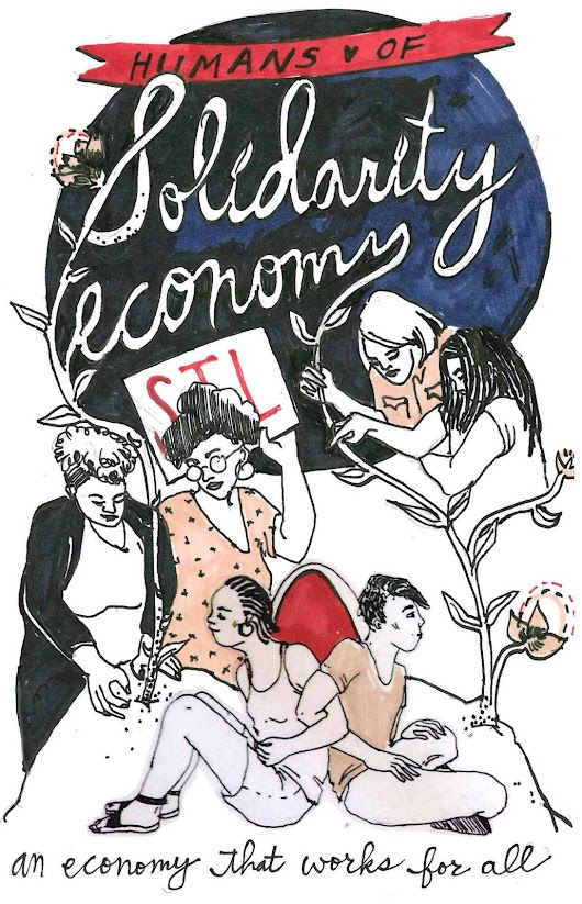 Humans of Solidarity Economy — Our First Zine!