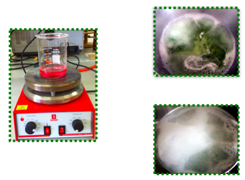 Bioprofe | Ejercicios de Física, Química y Matemáticas | Química General | Cambios de estado de la materia