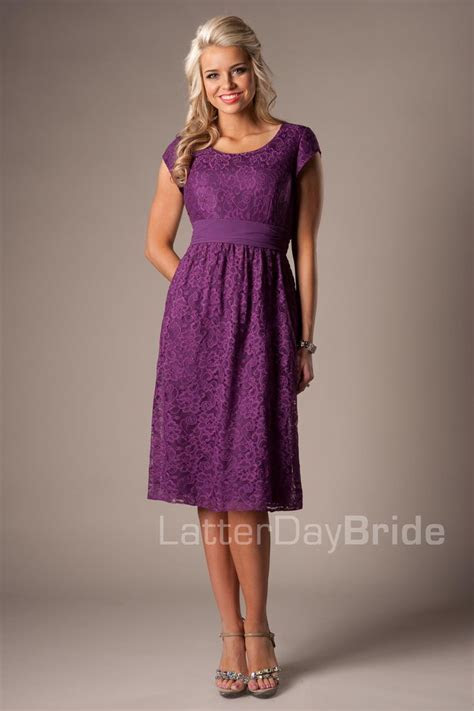 Best 25  Purple lace bridesmaid dresses ideas on Pinterest