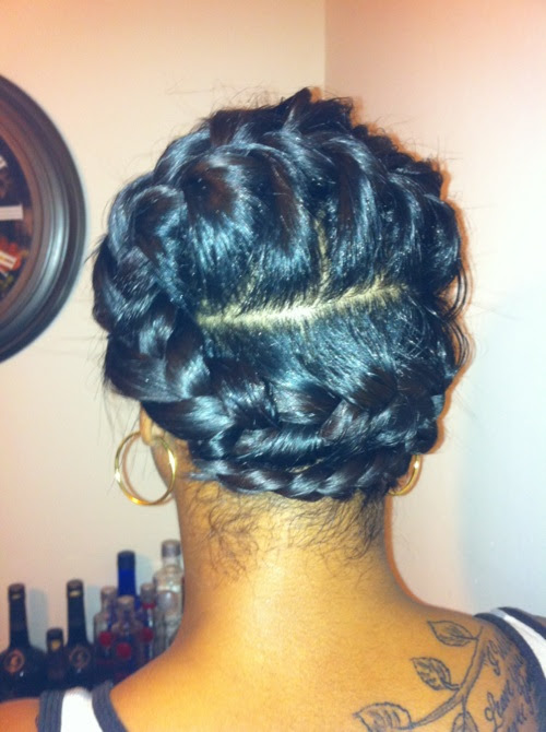 Updos for Long Hair Pictures and Ideas for Long Hair Updos