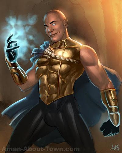 Mr. Gay LA 2006 Illustration