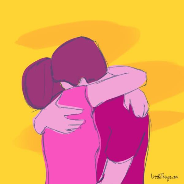 que significa la forma en que das los abrazos6