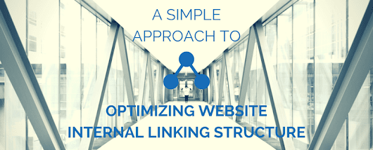 A Simple Approach to Optimizing Website Internal Linking Structure | Distilled