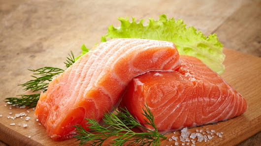 You Think You Like Salmon Because of a Fish Industry Lie