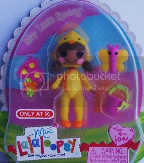 Easter Spring Lalaloopsy 2014