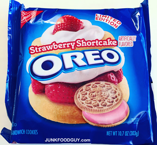 Review: Limited Edition Strawberry Shortcake Oreos, The Nosh Show Ep. 78: Whopper Dog, & Clever Cutter: WHY? | Junk Food Guy: Your Daily Snack of Junk Food, Pop Culture, & Awkwardness