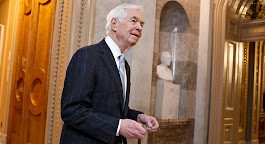 Frail and disoriented, Cochran says he's not retiring - POLITICO