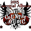 Saving Country Music's 50 Essential Albums for 2015