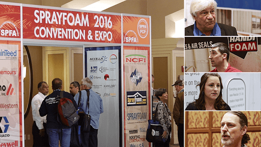 Sprayfoam 2016 Convention Recap