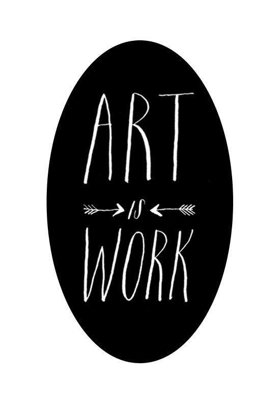 ART | is | WORK