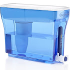 ZeroWater 23-Cup Water Filtration Dispenser - Blue