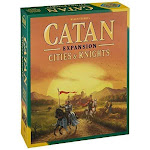 Catan - Cities & Knights Expansion