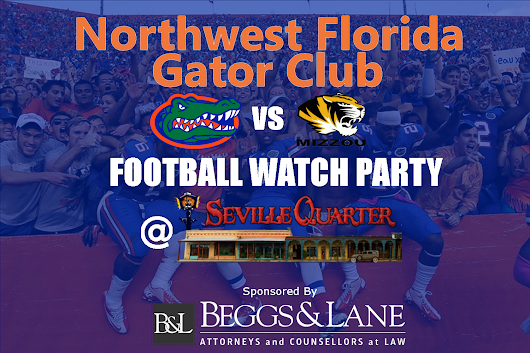 UF vs Missouri Watch Party