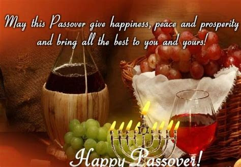 To You And Yours! Free Happy Passover eCards, Greeting