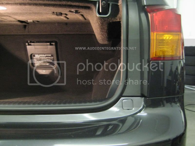 10 Perfect Fit Lexus IS350/250 Subwoofer Enclosure