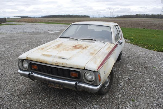 1971 Gremlin Project