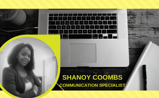 Communication in Motion by Shanoy Coombs