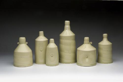 Chiho bud vase