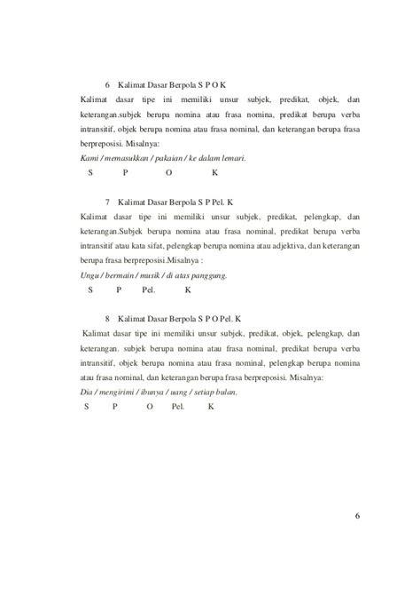 makalah kalimat  paragraf