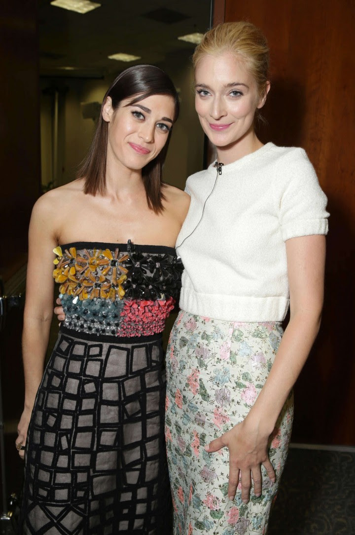 Lizzy Caplan – An Evening with Masters of Sex -11