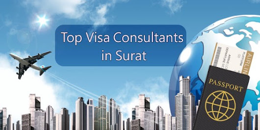 Top Visa Consultants in Surat