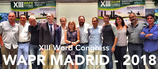WELCOME TO THE BLOG OF WAPR WORLD CONGRESS MADRID 2018. - WAPR
