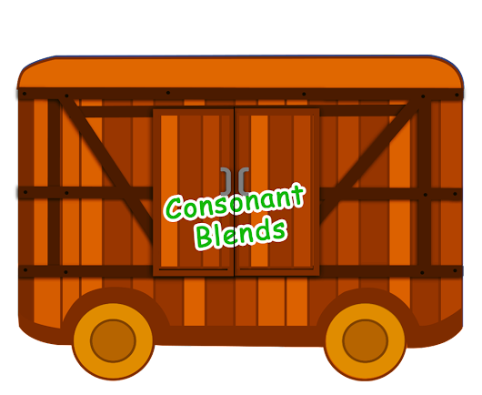 Phonics Sounds Bogie 3: CONSONANT BLENDS