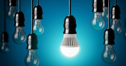 LEDs are gaining in popularity, a new survey finds