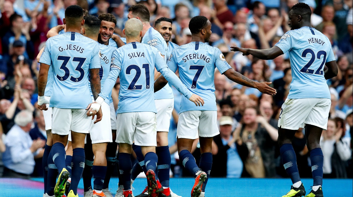 Arteta: Manchester City have the best players in the world ...