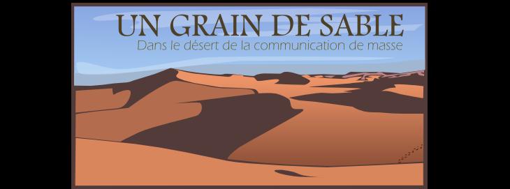Un grain de sable