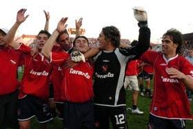 Lorefice, Charles, Riggio, Molina e Insúa, juventud y experiencia para Independiente