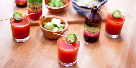 Bring on the Fiesta with Sesión Cerveza Micheladas for Cinco de Mayo - Full Sail Brewery