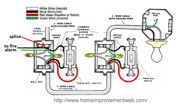 30 4 Wire Smoke Detector Wiring Diagram