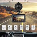 Black Box Dash Cam 1080P G-Sensor Looping Car Camera