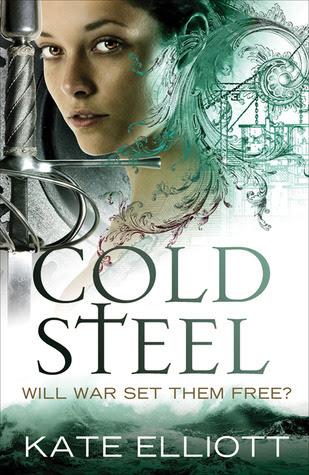 Cold Steel (The Spiritwalker Trilogy, #3)